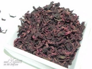 Dry beetroot shreds